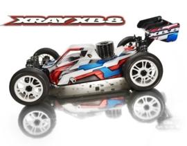 X350010 XRAY XB8 2015 Spec. 1/8 Nitro Off-Road Buggy Kit