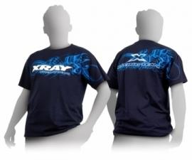 XRAY Team T-Shirt SIZE X39501- (MAAT)