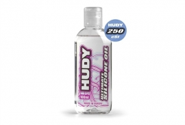 HUDY ULTIMATE SILICONE OIL 250 cSt - 100ML H106326