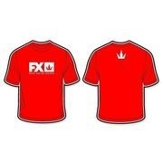 FX T-Shirt Red F695010 (MAAT)