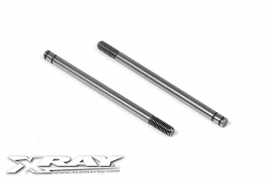 Rear Hardened Shock Shaft (2) X368260