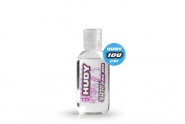 HUDY ULTIMATE SILICONE OIL 100 cSt - 50ML H106310