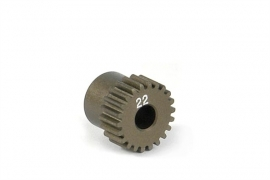 X305972	Narrow Pinion Gear Alu Hard Coated 22T : 64