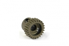 X305974	Narrow Pinion Gear Alu Hard Coated 24T : 64