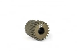 X305970	Narrow Pinion Gear Alu Hard Coated 20T : 64
