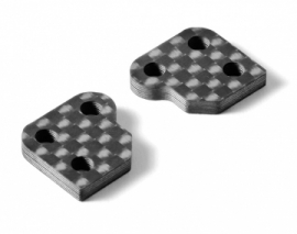 X322292 GRAPHITE EXTENSION FOR STEERING BLOCK (2) - 0 SLOT
