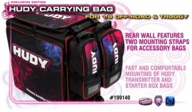 Hudy 1/8 Carrying Bag + Tool Bag - Exclusiv H199120