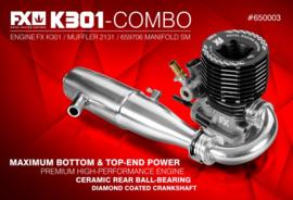 FX K301 EC - COMBO F650005