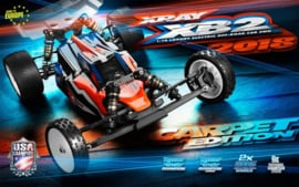 XRAY XB2 - 2018 SPECS - 2WD 1/10 ELECTRIC OFF-ROAD CAR - CAR  X320004