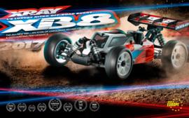 Xray XB8 2017 X350012