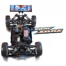 Xray XB8E - 2015 spec 1/8 electric off-road car X350152
