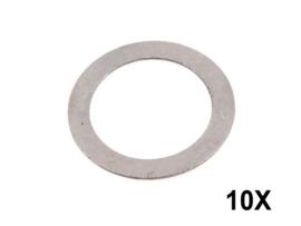Shim 8X11X0.2mm (10) AM-13SS0014