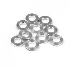 Alu Shim 3X6X1.0mm (10) X303122