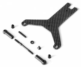 X326110 GRAPHITE BATTERY STRAP