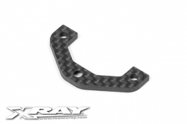X361187	GRAPHITE REAR UPPER BRACE 2.0MM