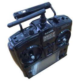 EXZES ZZ Radio Set-Ltd Ed-Piano Black SA101A32075A