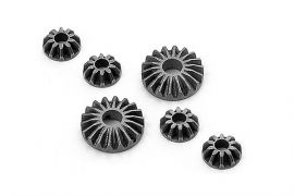 Diff Bevel & Satellite Gears (2+4) X335030