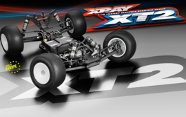 XRAY XT2C 2019 - 2WD 1/10 ELECTRIC STADIUM TRUCK - CARPET EDITION