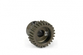 X305976	Narrow Pinion Gear Alu Hard Coated 26T : 64