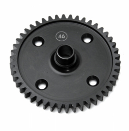CENTER DIFF SPUR GEAR 46T - LARGE X355056