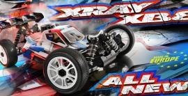 X350009 XB8 - 1/8 Luxury Nitro Off-Road Car X350009
