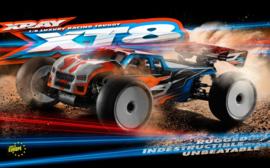 XT8 2017 - 1:8 Nitro Off-Road Truggy X350203