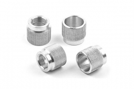 Alu Nut For 1:8 Off-Road System (4) H108860