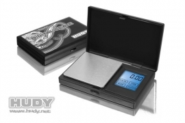 Hudy Ultimate Digital Pocket Scale 300g 0.01g H107865