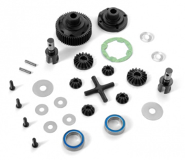GEAR DIFFERENTIAL FOR 2.5MM PIN - SET X324901