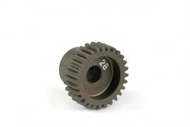 X305978	Narrow Pinion Gear Alu Hard Coated 28T : 64