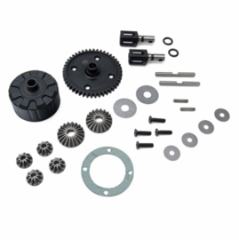 CENTRAL DIFFERENTIAL - LARGE - SET X355013