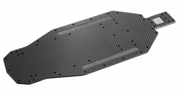 Chassis Graphite 2.5mm XB2 X321102