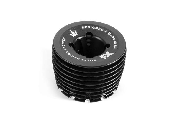 FX Engine Head - 10 Ribs F655001