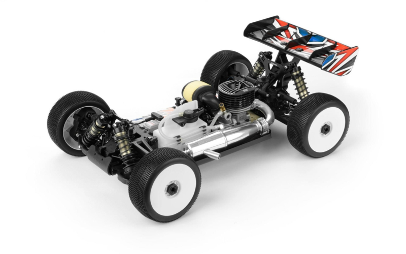 XRAY XB8 - 2020 SPECS - 1/8 LUXURY NITRO OFF-ROAD CAR X350015