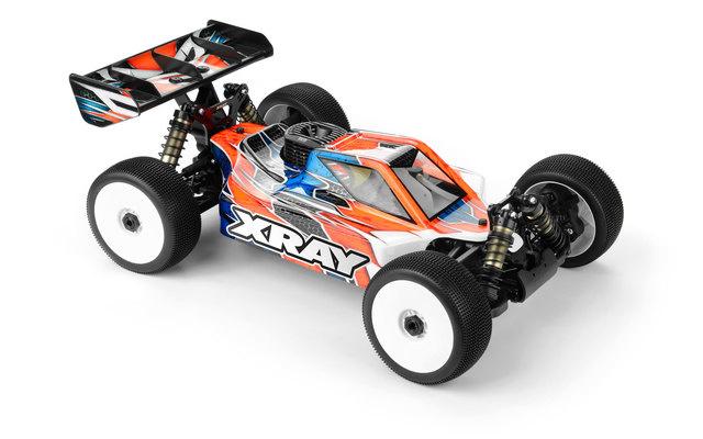XRAY XB8 - 2019 SPECS - 1/8 LUXURY NITRO OFF-ROAD CAR X350014