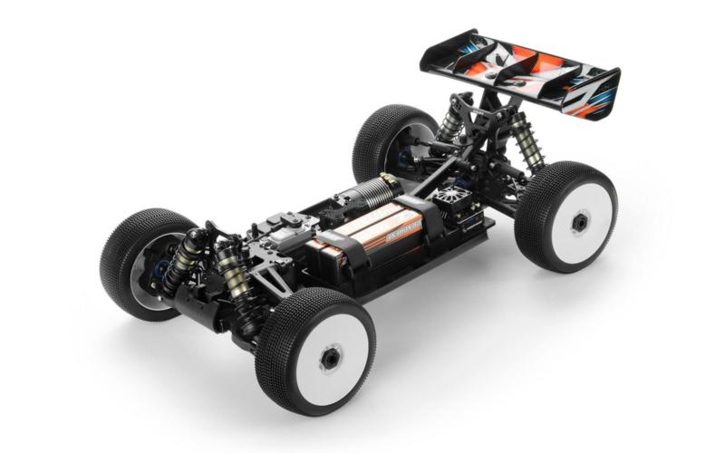 XRAY XB8E 2020 - 1/8 LUXURY ELECTRIC OFF-ROAD CAR X350157