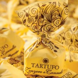 Antica Torroneria Piemontese chocolade truffel.