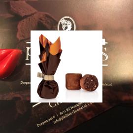 Venchi chocoladetruffel met hazelnoten