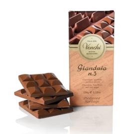 Venchi Italiaanse chocoladerepen