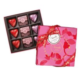 Venchi - Roze-rode  geschenkdoos