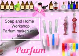Parfum maken
