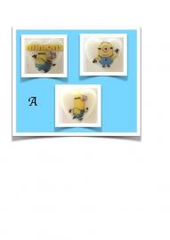 Zelfmaakpakketje Minions (per kind)