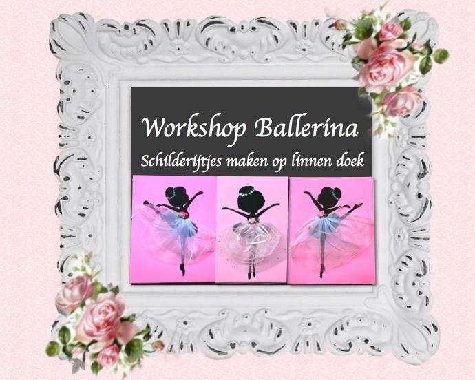 Workshop 2 Ballerina's