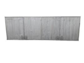 Wandkast met deurtjes