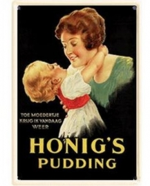 Honing's Pudding 20 x 30 cm