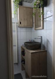 Badkamermeubel met deurtje