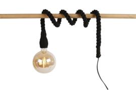Fitting aan touw