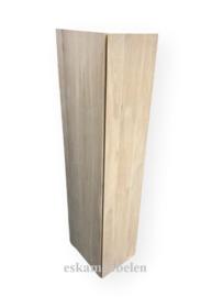 Kolomkast 'Emily' van eikenhout
