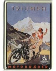 Triumph 20 x 30 cm
