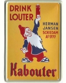 Drink Louter Kabouter 20 x 30 cm